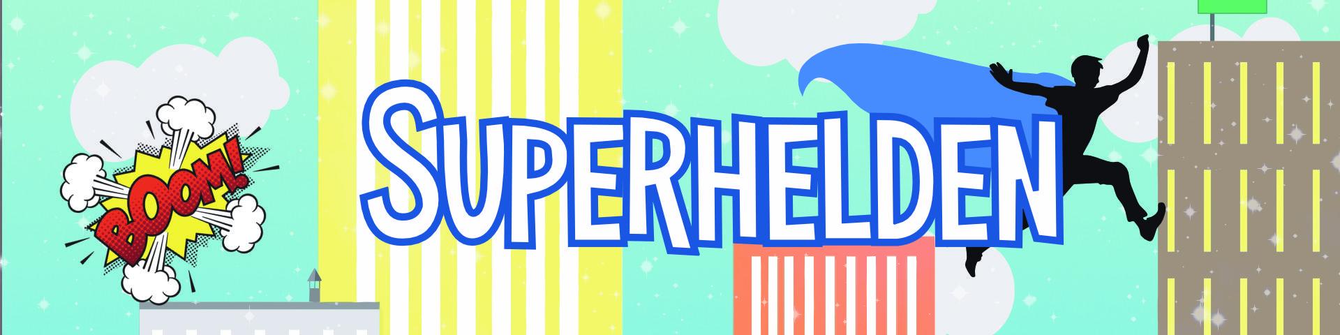 Superhelden afscheidsmusical