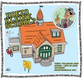 Hoezo kleine school