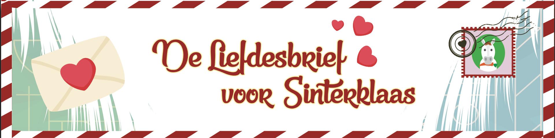 Liefdesbrief voor Sinterklaas - Waarvan Acte Theaterproducties