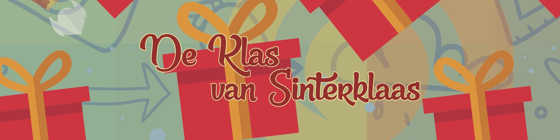 De Klas van Sinterklaas - Waarvan Acte Theaterproducties