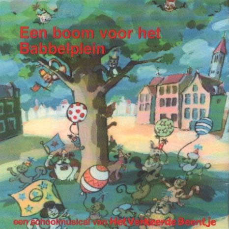 Een boom voor Babbelplein