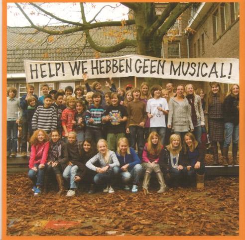 Help we hebben geen musical