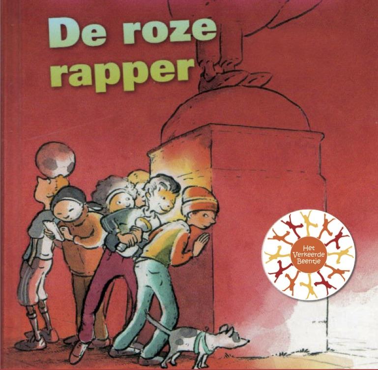 De Roze Rapper